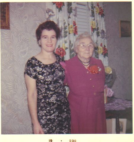 Nellie & Nana
