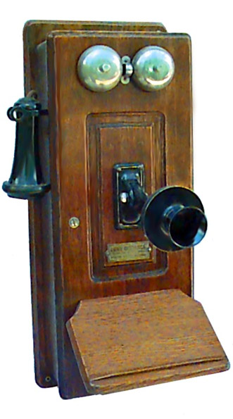 Old English Bell Phones 12