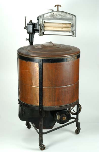 1920 Electric Washing Machine ~ February cape breton news
