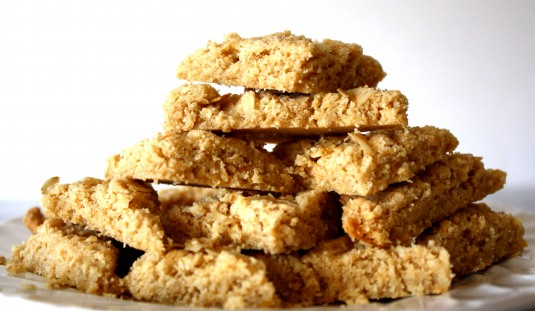 Oatmeal Shortbread – Serve with Hot Cup of Tea